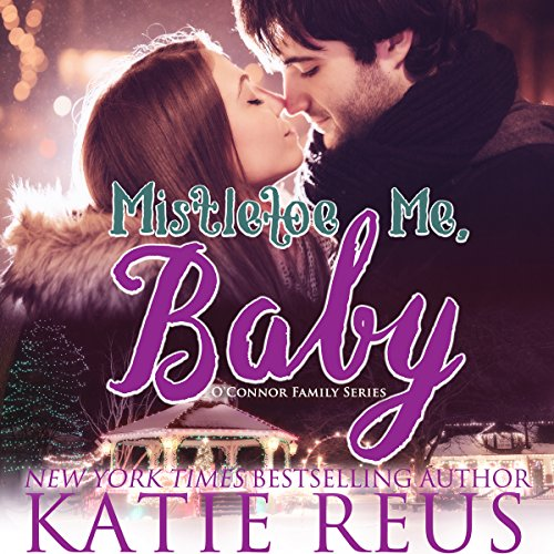 Mistletoe Me, Baby audiobook cover art