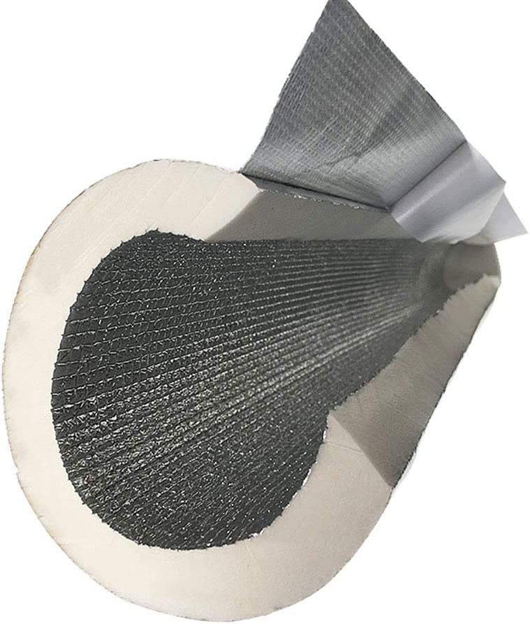 Outech 65mm Pipe Insulation New Orleans Mall Silver Tube Self-Sealing Virginia Beach Mall