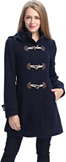 Women's Daisy Wool Blend Toggle Coat (Regular & Plus Size)