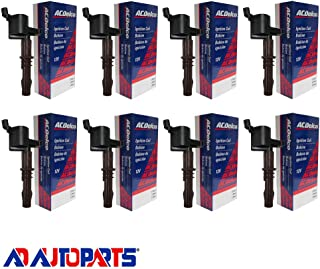 AD Auto Parts Ignition Coil Pack - New OEM Brown Boot...