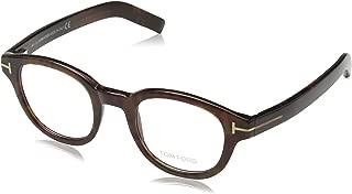 Tom Ford Optical Frame Ft5429 054 47 Monturas de gafas, Marrón (Braun), Hombre