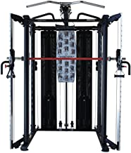 Inspire Fitness SCS Smith System/Cage System/Functional Trainer (All in One Gym) (Inspire SCS System (No Bench))
