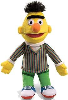 "Enesco Sesame Street 14"" Bert Gund Plush"