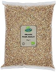 Hatton Hill Organic - Cebada perlada (2 kg)