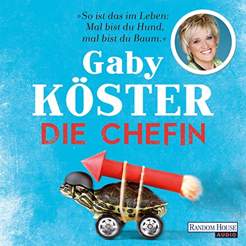 Die Chefin audiobook cover art