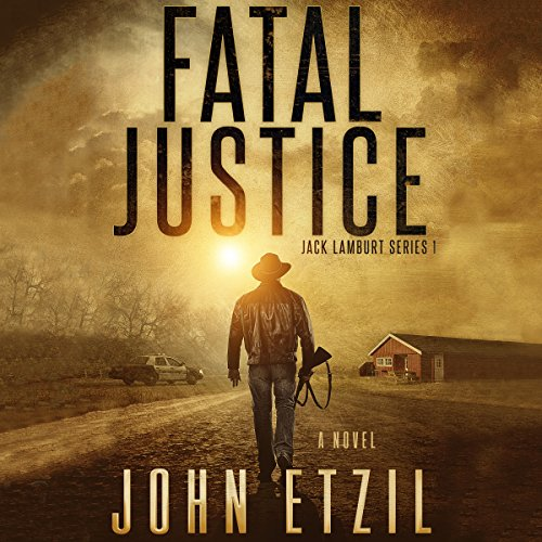 Fatal Justice audiobook cover art
