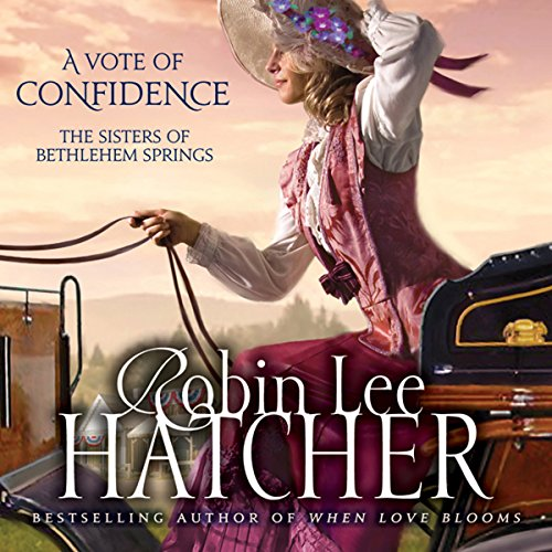A Vote of Confidence audiobook cover art