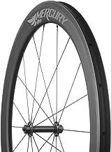 Mercury Wheels S5 Wheelset - Tubeless Black, Shimano HG
