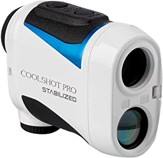 Nikon COOLSHOT PRO STABILIZED Ideal for Golf, White