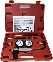 MMG Engine Cylinder Dual Gauge Leakdown Tester kit Diagnostics Tool