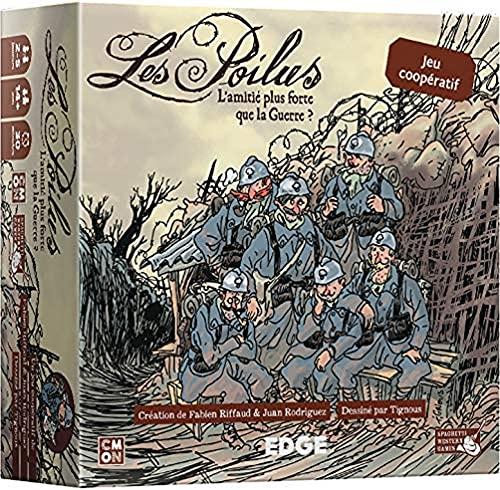 Preisvergleich Produktbild Asmodee-Les Poilus,  EGELP01