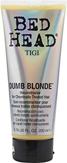 BED HEAD by Tigi DUMB BLONDE RECONSTRUCTOR 6 OZ ( Package Of 2 )