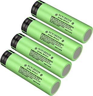 Best ncr18650b battery pack Reviews
