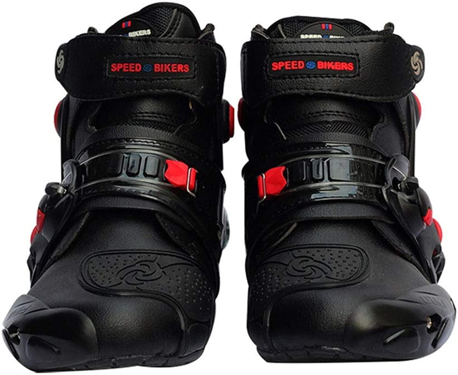 Motorcycle Riding shoes Locomotive Booties Light, Breathable, Anti-Drop, Comfort, Anti-Collision
