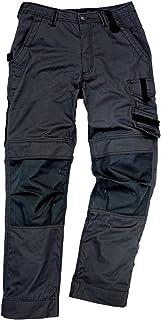 Excess 592-2-41-23/54 Champ Pantalon de travail, Noir, Taille 54