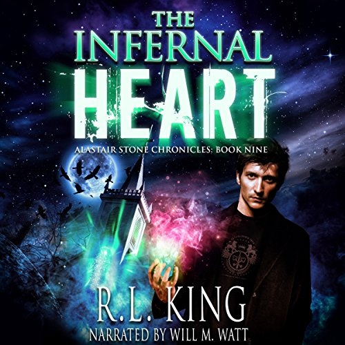 The Infernal Heart audiobook cover art