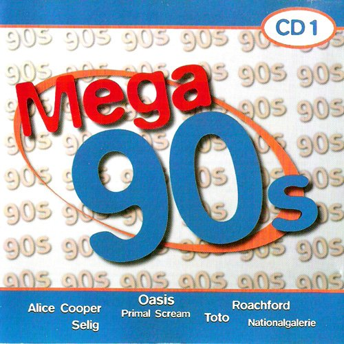 90er Jahre Superhits (CD Compilation, 16 Tracks) primal scream - rocks oasis - whatever the stranglers - 96 tears the boo radleys - wake up boo! nationalgalerie - evelin peacock palace - like a snake alice cooper - hey stoopid toto - don't chain my heart u.a.