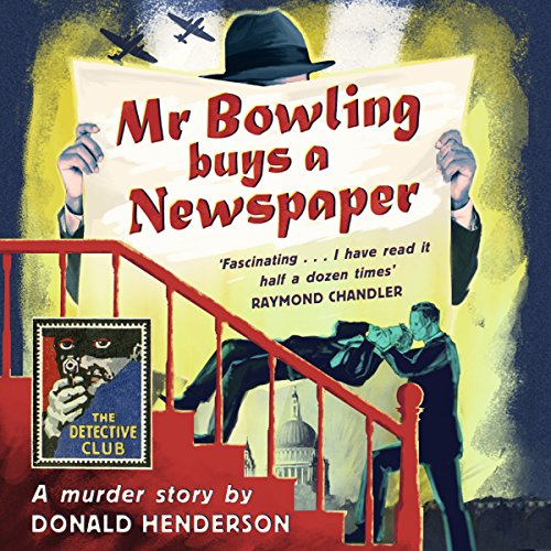 Mr Bowling Buys a Newspaper audiobook cover art