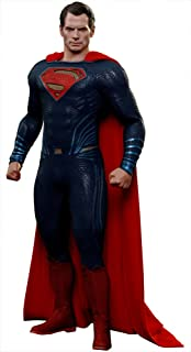 Movie Masterpiece - 1/6 Scale Fully Poseable Figure: Batman v Superman Dawn of Justice - Superman