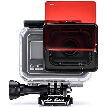 Polar Pro DiveMaster Rojo Filtro 3-Pack para GoPro Hero 8 CARCASA PROTECTORA