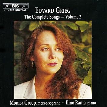 Grieg, E.: Songs (Complete), Vol. 2
