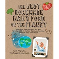 The Best Homemade Baby Food on the Planet: Know What Goes Into Every Bite with More Than 200 of the Most Deliciously Nutritious Homemade Baby Food Recipes (Best on the Planet)