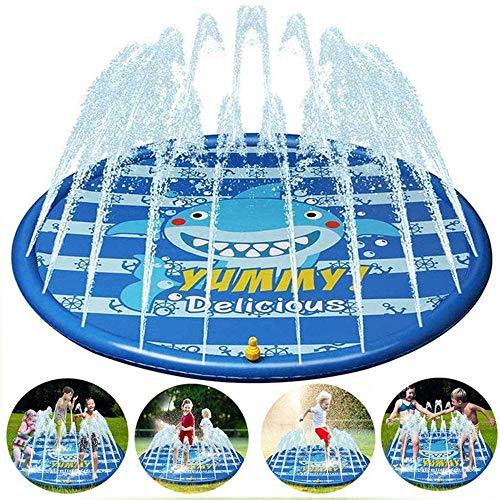 Pad Strooi Waden, Sprinkler Pad Voor Met Spelen Waden Speelgoed Voor Kinderen Zuigelingen Baby Zomer Buiten Tuin En En Buiten
