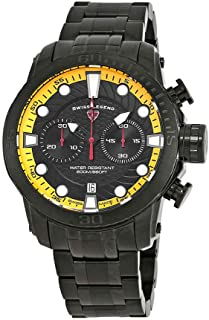 Swiss Legend Seagate Chronograph Men's Watch SL-10624SM-BB-11-YA