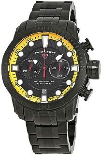 Swiss Legend Seagate Chronograph Watch SL-10624SM-BB-11-YA