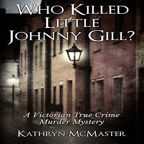 Who Killed Little Johnny Gill? cover art
