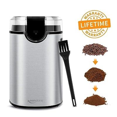 Coffee Grinder Electric, Spice Grinder Blade Gr...