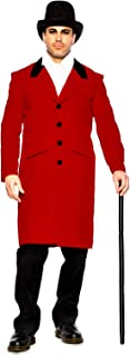 Seeing Red Men's Greatest Showman Costume