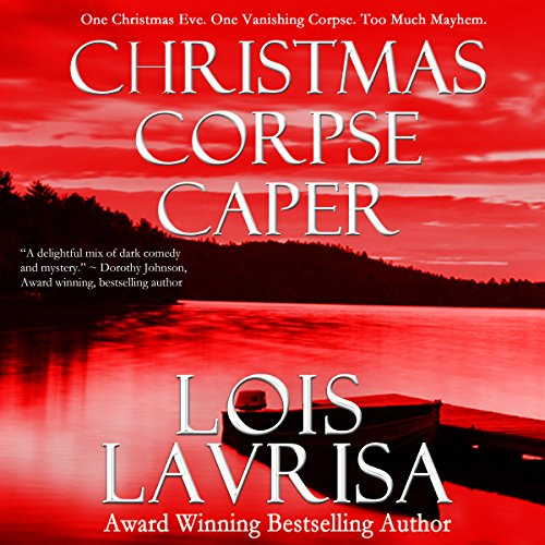 Christmas Corpse Caper cover art