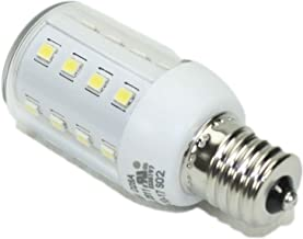 frigidaire freezer light bulb