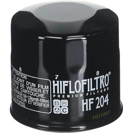 HIFLO FILTRO HF204 Black Premium Oil Filter