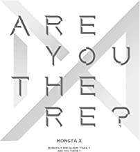 Starship Entertainment Monsta X - are You There? [Random ver.] (Vol.2 Take.1) CD+Booklet+Photocard