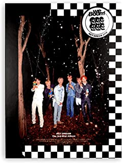 NCT DREAM 3rd Mini Album - WE BOOM [ BOOM ver. ] CD + Booklet + Boom Card + Photocard + Circle Card + FREE GIFT / K-pop Sealed
