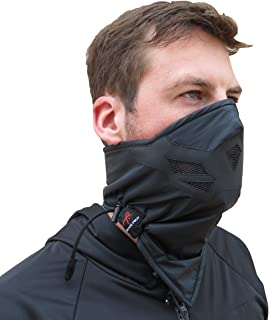 breath deflector face mask