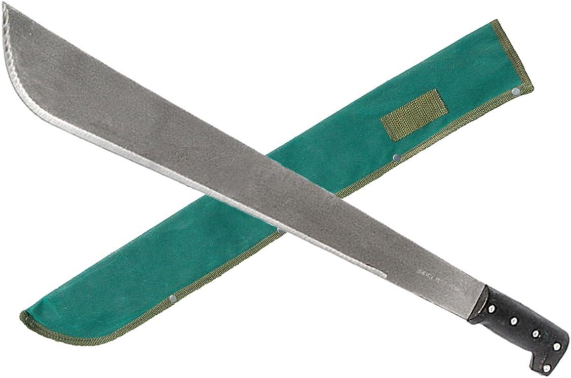 Zenport MP15 Machete Carbon Steel PVC Shea Includes Popular brand San Antonio Mall Blade Handle