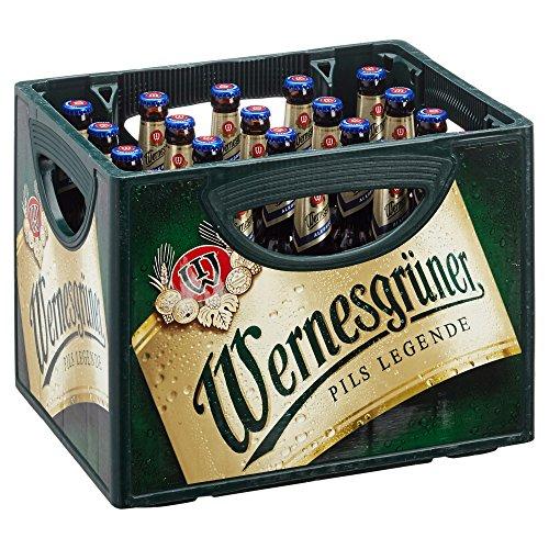 Wernesgrüner Alkoholfrei Pils Mehrweg (20 x 0.5 l)
