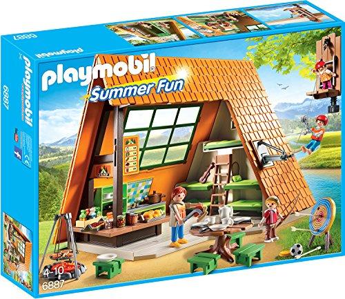 Playmobil 6887 - Großes Feriencamp