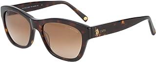 .يو. اس. بولو اسن نظارة شمسية للنساء - بني، 752 HAVANA
