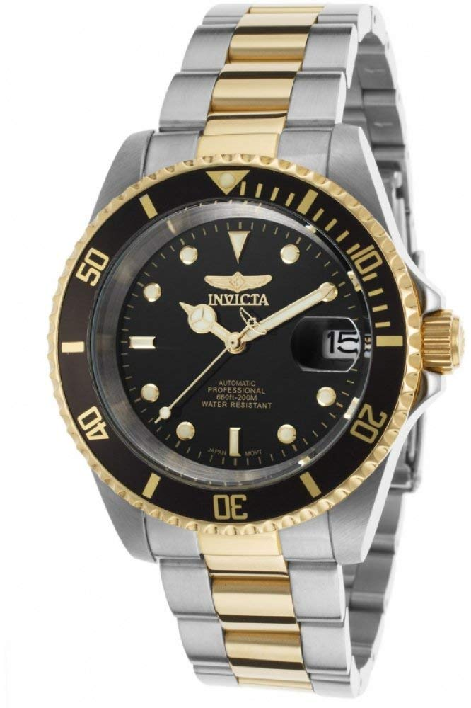Invicta 8927OB Diver Ion Plated Stainless