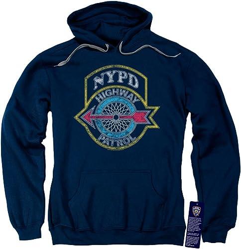 nouveau York City - - Sweat à Capuche Highway Patrol pour Homme