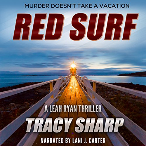 Red Surf audiobook cover art
