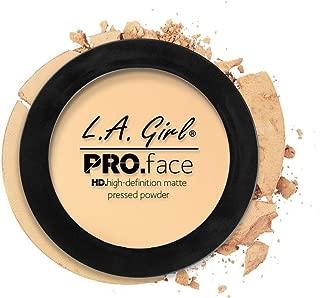 LA Girl HD PRO Face Pressed Powder, Classic Ivory, 7g