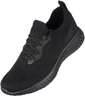 SUccess Chaussures de Sécurité Homme Embout Acier Protection Léger Basket Chaussures de Travail Chaussures de Sport Runnin...