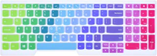 """Colorful Keyboard Cover Compatible 15.6"""" Lenovo Thinkpad E531 E540 E550 E555 E560 E565 E570 E575 W540 W541 W550 W550s L560..."""
