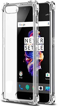 CELLBELL® Anti Shock Back Cover for OnePlus 5