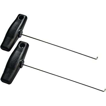 ITEQ 2 Pcs Mercedes Benz Instrument Cluster Removal Pulling Hooks Tool